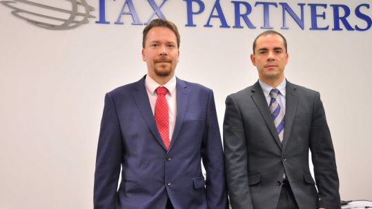 Socios Fundadores de Tax Partners